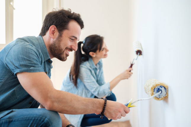 5 Home Improvement Projects to Do Indoors