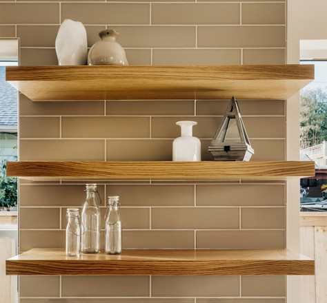 4 Tips For Decorating With Floating Shelves
