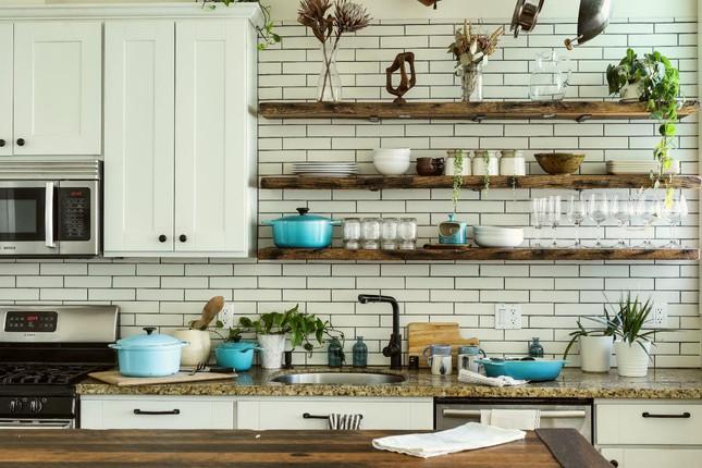 Open Kitchen Shelf Design Ideas To Help You Organize