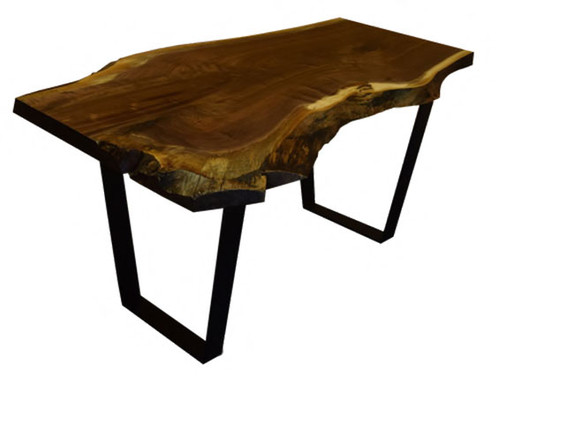 The Story Behind Live Edge Slabs and Live Edge Tables