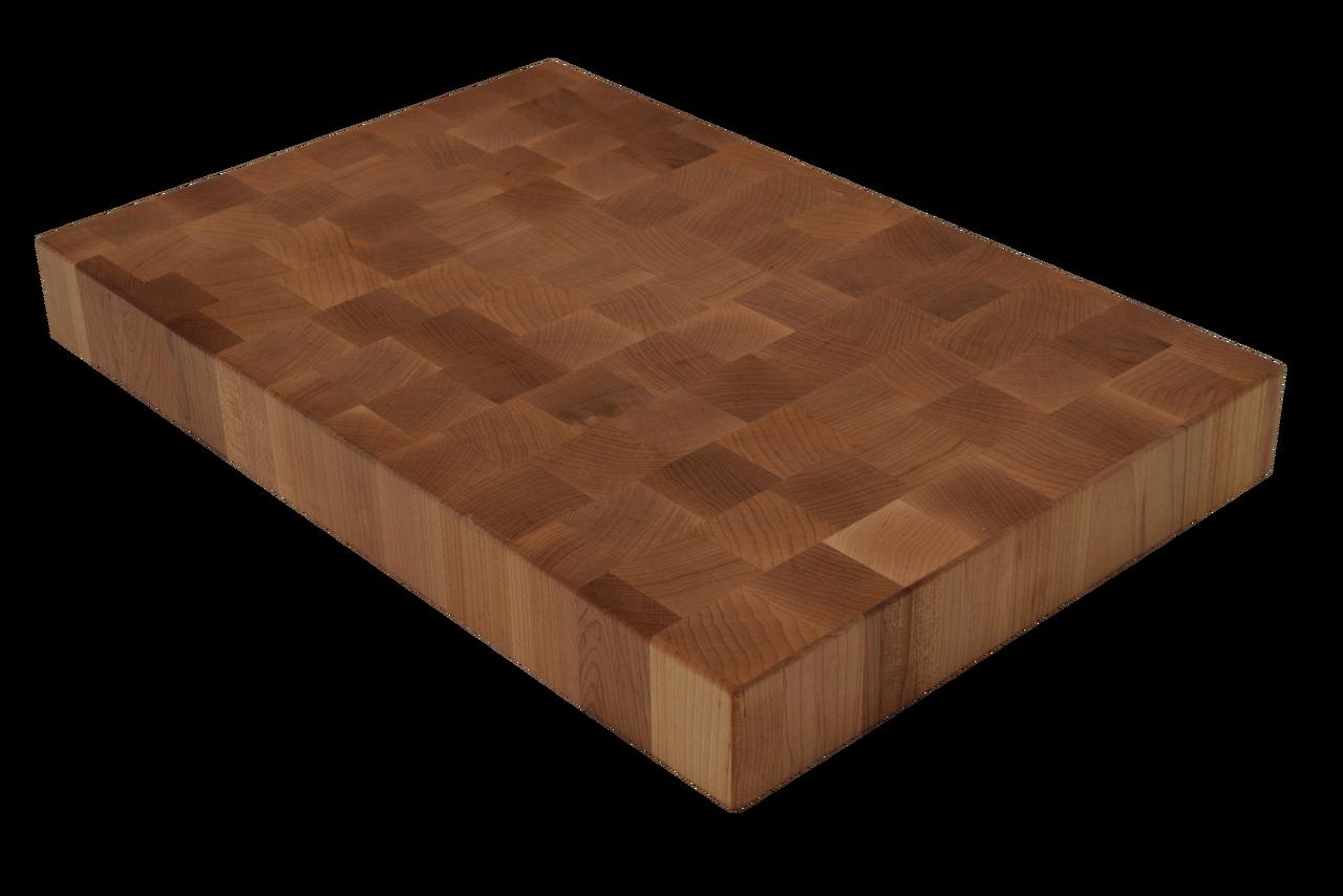Hard Maple Butcher Block Cutting Board NEW end grain