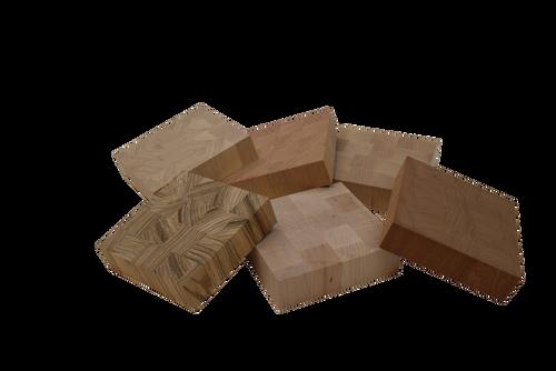 End Grain Butcher Block Sample Hardwood Lumber Company
