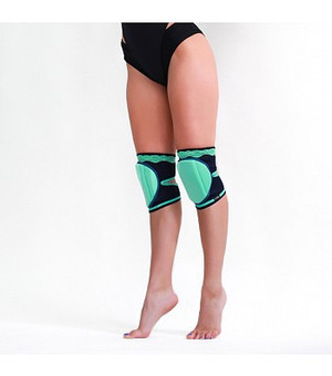 Aquamarine Knee Protectors 1