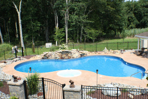 Swimming Pool Liner Repairs
