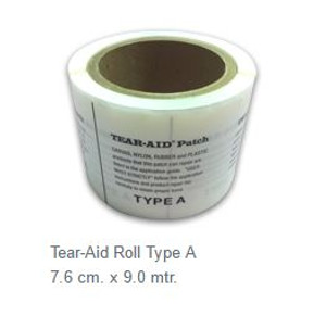 Tear Aid All Purpose Repair Roll - Type A - (7.6x900)