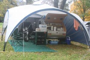 Caravan Tarp Repairs