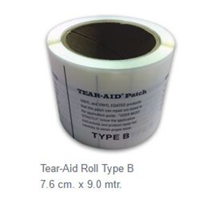 Tear Aid Repair Roll Type B - 7.6cm x 9m
