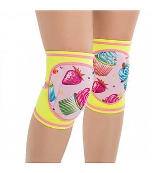 Cupcakes Knee Protectors 1