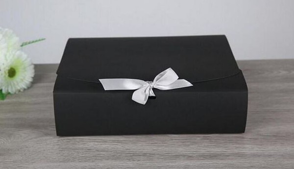 Black Gift Boxed