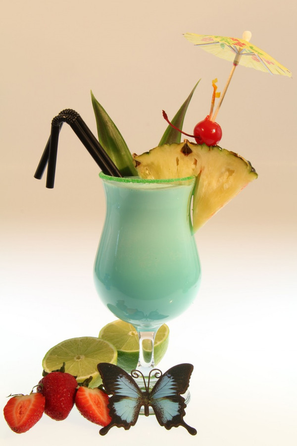 The Australian Great Barrier Reef Cocktail Book 4