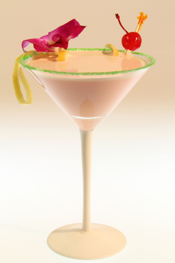 The Australian Great Barrier Reef Cocktail Book 5