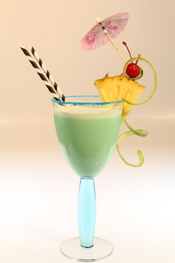 The Australian Great Barrier Reef Cocktail Book 10