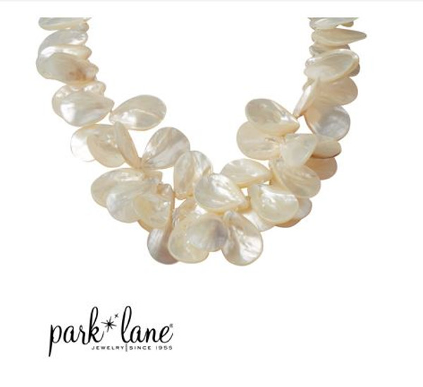 Caribbean Mother-of-Pearl Necklace
