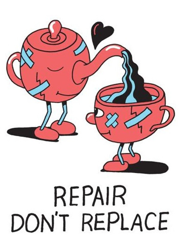 Repair - Don't Replace