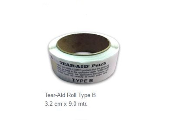 TearAid PVC and Vinyl Repair Roll - Type B 1