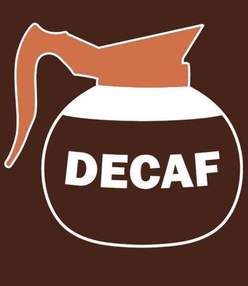 12 oz bag ( DECAF) GROUND, Premium FRENCH Roast. Arabica GROUND Coffee.