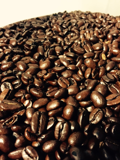 5 pound bulk box of RESERVE ROAST ultra premium coffee. WHOLE BEAN COFFEE