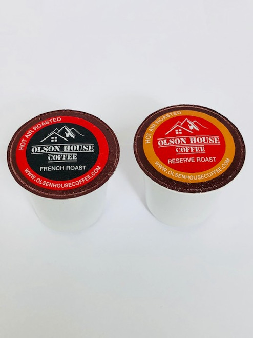 60 count - K cup Variety pack