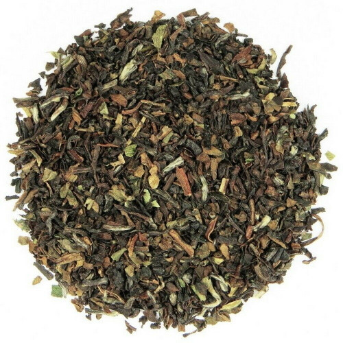 Organic Darjeeling Tippy Golden Broken Orange Pekoe 2nd Flush Black Tea TGBOP 500g
