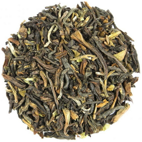 Organic Darjeeling Fine Tippy Golden Flowery Orange Pekoe 1st Flush Tea FTGFOP 500g