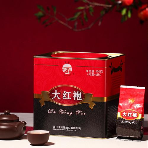 Sea Dyke Brand AT111 Fujian Wuyi Da Hong Pao Big Red Robe Oolong Tea 400g