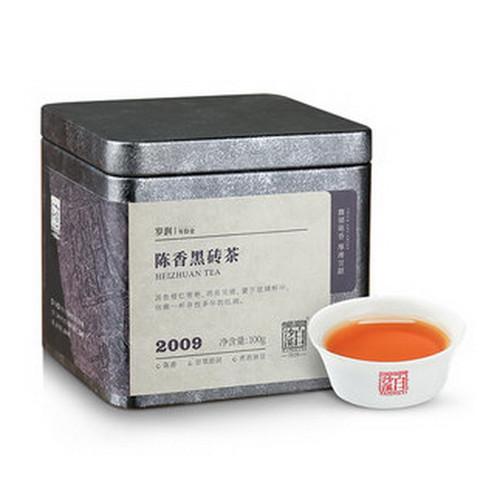 BAISHAXI Brand Chen Xiang Black Brick Tea Hunan Anhua Dark Tea 100g Brick