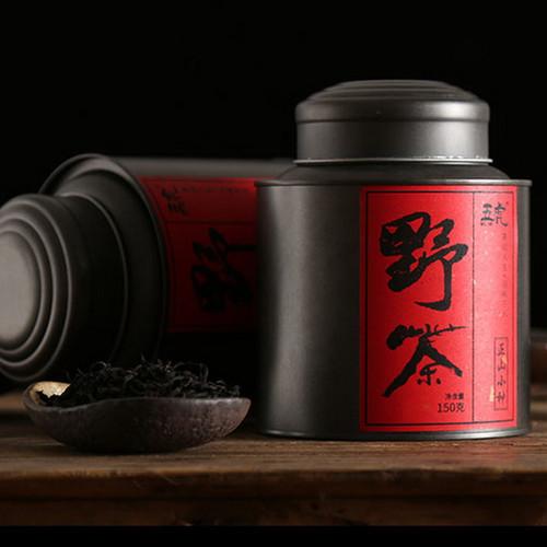 Wu Hu Brand Nong Xiang Wild Tea Lapsang Souchong Black Tea 150g