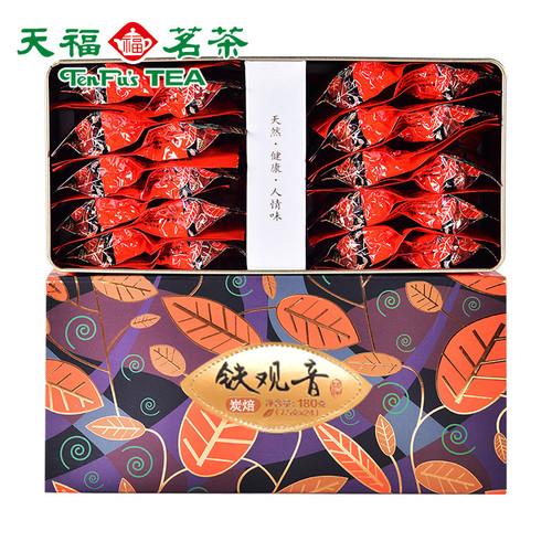 TenFu's TEA Brand Tan Bei Nong Xiang Tie Guan Yin Chinese Oolong Tea 180g
