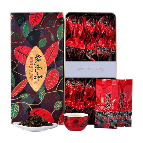 TenFu's TEA Brand Chen Xiang Tie Guan Yin Chinese Oolong Tea 180g