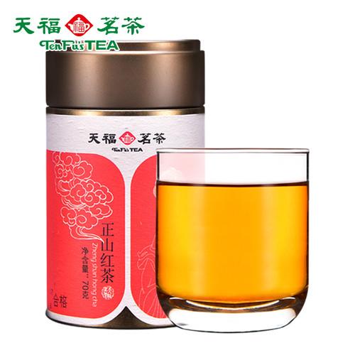 TenFu's TEA Brand Lapsang Souchong Black Tea 70g