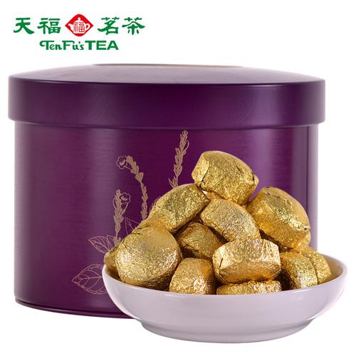 TenFu's TEA Brand Nuo Xiang Pu-erh Tea Tuo 2019 250g Ripe