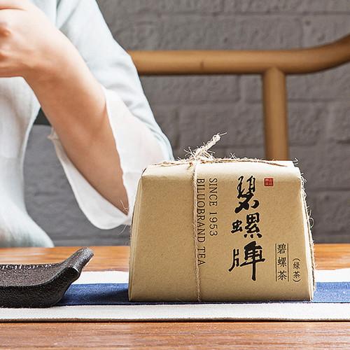 BILUO Brand Biluo Tea Yu Qian Premium Grade Bi Luo Chun China Green Snail Spring Tea 200g