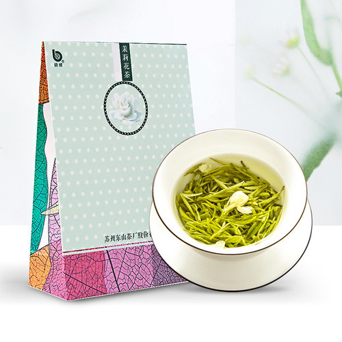 BILUO Brand 1st Grade Bi Luo Snail Jasmine Green Tea 50g