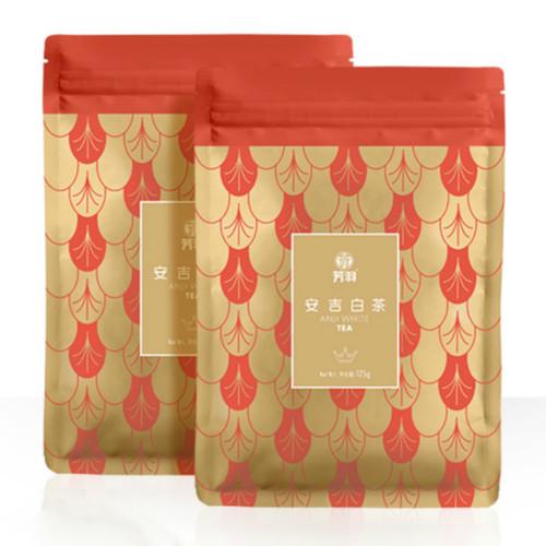 FANGYU Brand Boutique Ming Qian Premium Grade An Ji Bai Pian An Ji Bai Cha Green Tea 125g*2