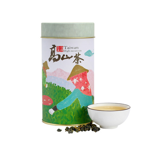 TAIWAN TEA Brand Cha Xian Ju Four Seasons Taiwan Oolong Tea 150g