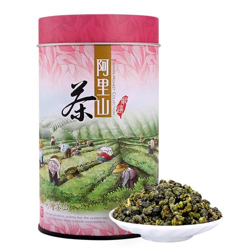 TAIWAN TEA Brand Cha Xian Ju Cai Hui Taiwan Shan Lin Xi Oolong Tea 150g