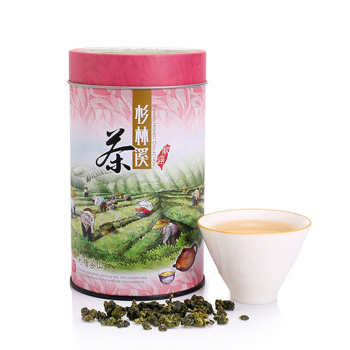 TAIWAN TEA Brand Cha Xian Ju Long Feng Xia Taiwan Shan Lin Xi Oolong Tea 150g