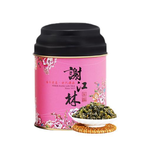 TAIWAN TEA Brand Xie Jiang Lin Taiwan Jinxuan Anshang Milk Oolong Silk Oolong Tea 100g