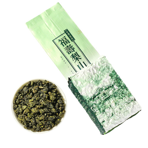 TAIWAN TEA Brand Fu Shou Taiwan Lightly Oxidised Li Shan Cha High Mountain Oolong Tea 150g