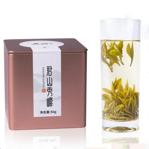 JUNSHAN Brand Jun Shan Xiu Feng China Yellow Tea 50g