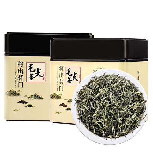 H. GENERAL Brand Ming Qian Premium Grade Xin Yang Mao Jian Xinyang Downy Tip Chinese Green Tea 125g*2