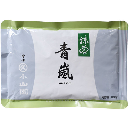 Marukyu Koyamaen Aoarashi Stone Ground Ceremonial Matcha Powered Green Tea 100g