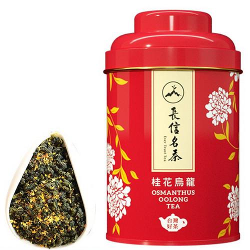 EVER TRUST TEA Brand Gui Hua Oolong Osmanthus Oolong Tea 75g