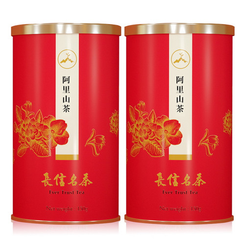 EVER TRUST TEA Brand Taiwan Jinxuan Milk Oolong Silk Oolong Tea 150g*2
