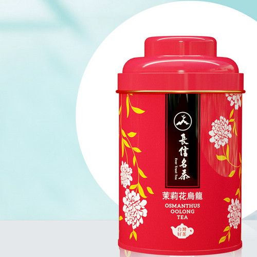 EVER TRUST TEA Brand Taiwan Jasmine Oolong Tea 75g