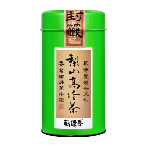 XIN CHUAN XIANG Brand Taiwan Li Shan Cha High Mountain Oolong Tea 150g