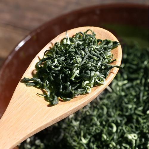 Premium Organic Sichuan Meng Ding Mao Feng Green Tea 500g