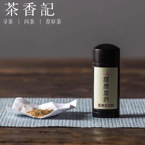 Han Tang Indonesia Sin Chew Agarwood Incense Powder 3g