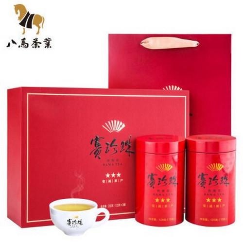 BAMA Brand Sai Zhen Zhu AAA Nong Xiang Tie Guan Yin Chinese Oolong Tea 250g