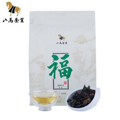 BAMA Brand Tai Lao Shan Fuding Gong Mei White Tea Loose 2019 250g